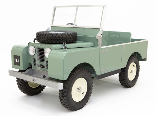 Land Rover Build Your Own >> Ultimate Kids Electric Ride-on Cars | Official Toylander® Site