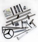 MB43 Willy's Jeep Steel Fabrication Set