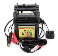 Automatic Battery charger 12/24v 230 volt