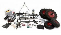 Basic Kit and panel set DBR Tractor
