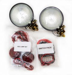 DBR lighting set