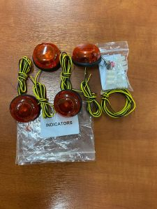 Indicators - pack of 4