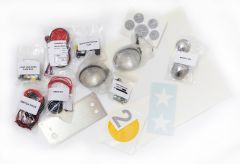 MB43 Willy's Jeep component set