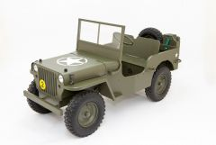 Build manual - MB43  Willys Jeep