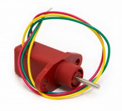 Throttle box potentiometer