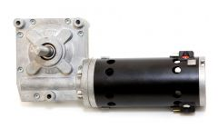 Single electric motor