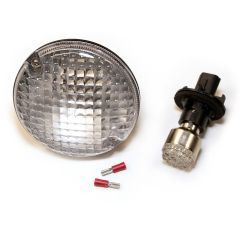 Toylander 1, 2 and 3 headlights with bulbs - pair