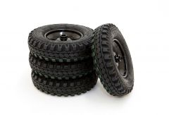 Town and Country Tyres set (single drive)