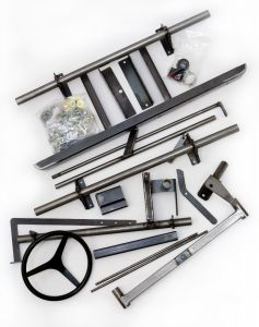 Unihog Steel Fabrication set