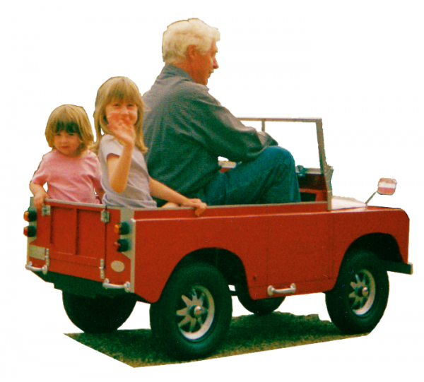 Why Toylander Ride on Cars are the Best Gift From a Grandparent