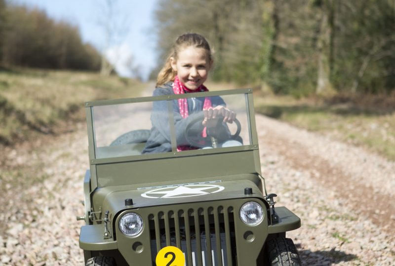 Children's Land Rover