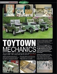 Toylander 1 build