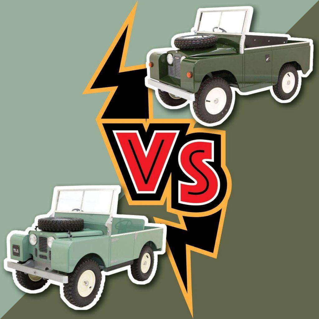 Toylander 1 or Toylander 2: which one should you build?